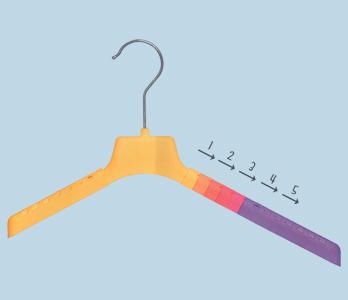Grucciola | Gruccia Estendibile - Expandable Clothes Hanger